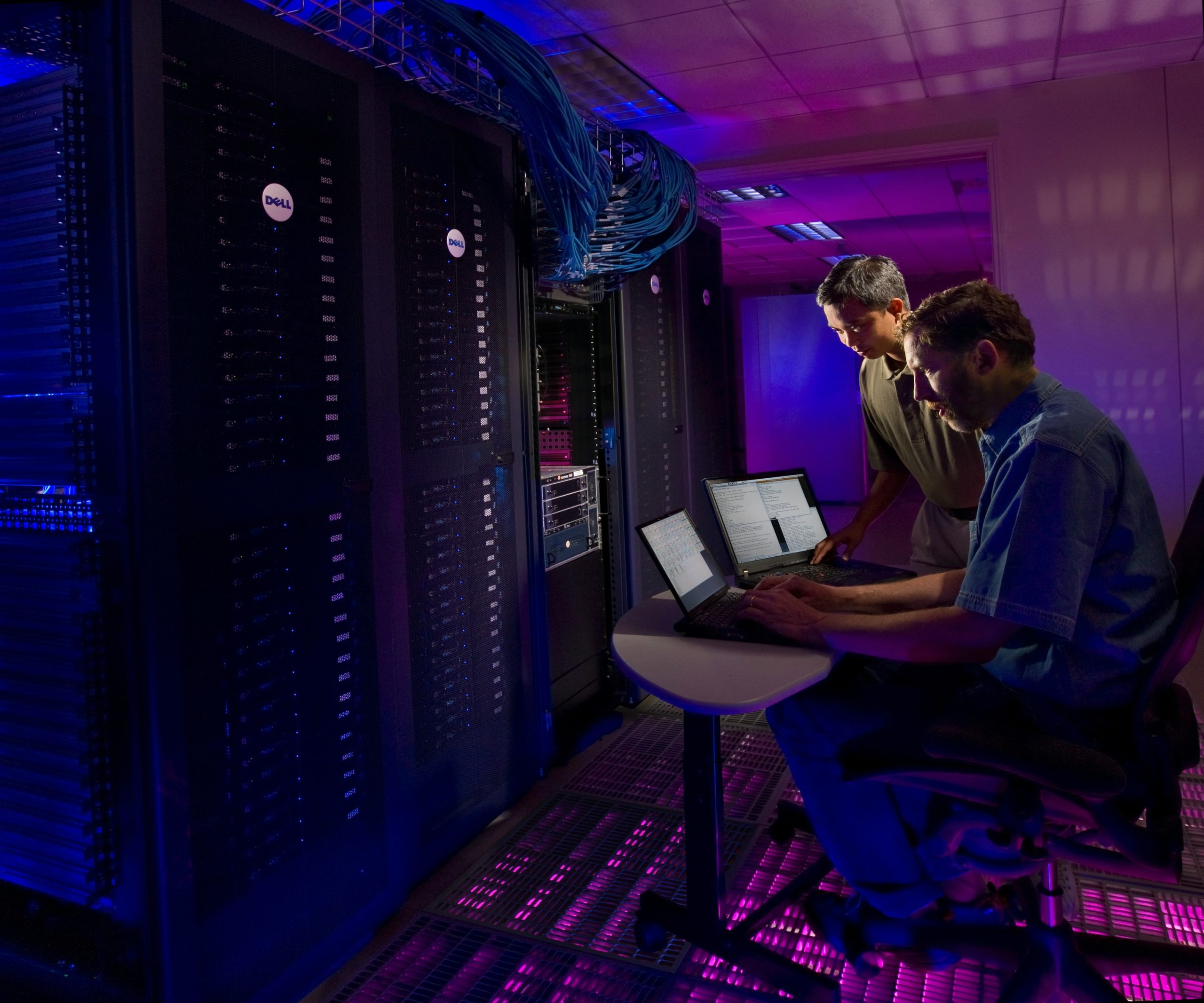 Cybervine IT Solutions Linux Server